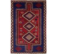 Link to 152cm x 225cm Shiraz Persian Rug