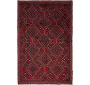 Link to 5' 7 x 8' 5 Hamedan Persian Rug