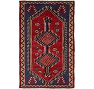 Link to 4' 8 x 7' 8 Shiraz Persian Rug