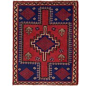 Link to 5' x 6' 4 Shiraz Persian Rug