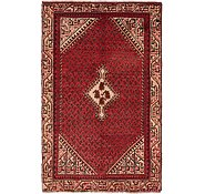 Link to 3' 9 x 6' Mahal Persian Rug