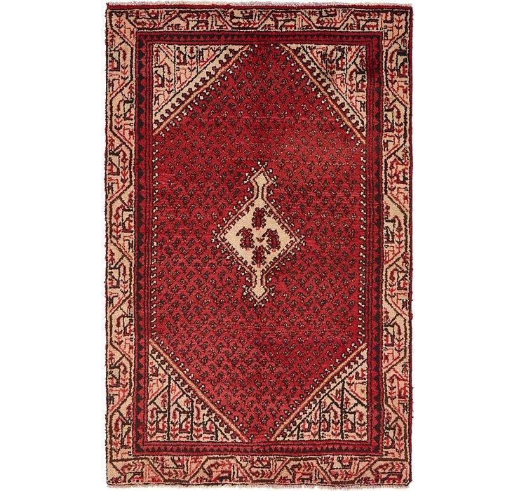 3' 9 x 6' Mahal Persian Rug