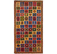 Link to 3' 3 x 6' Shiraz Persian Rug