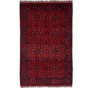 Link to 4' 3 x 6' 10 Khal Mohammadi Oriental Rug