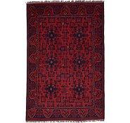 Link to 4' 1 x 6' 2 Khal Mohammadi Oriental Rug
