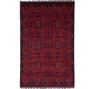Link to 127cm x 198cm Khal Mohammadi Oriental Rug