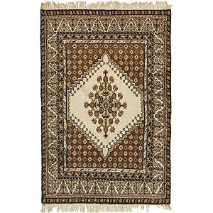 Unique Loom 5' 6 x 8' 3 Moroccan Rug