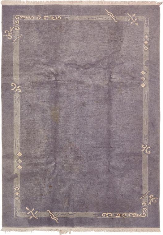 Gray 8 X 11 3 Nepal Rug Oriental Rugs Esalerugs