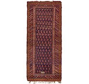 Link to 5' x 11' 4 Shiraz Persian Runner Rug