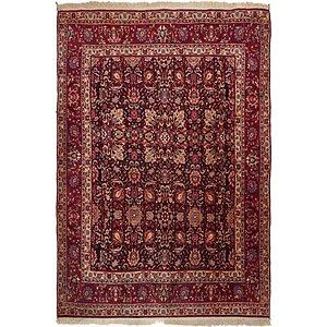 7' 4 x 10' 10 Tabriz Persian Rug