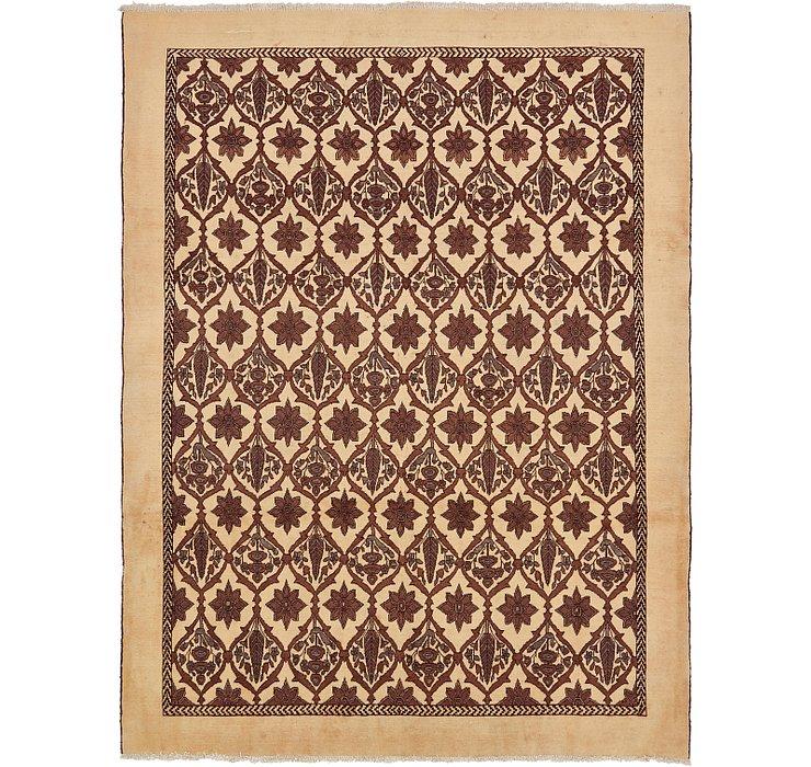 8' 8 x 11' 4 Tabriz Persian Rug