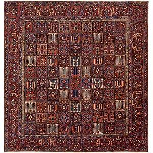 12' 5 x 13' Bakhtiar Persian Squar...