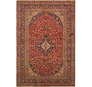 Link to 9' 6 x 14' Kashan Persian Rug