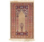 Link to 2' 6 x 3' 10 Lahour Oriental Rug