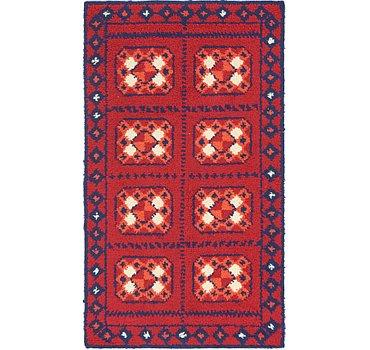 76x132 Moroccan Rug