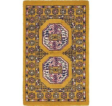 102x163 Moroccan Rug