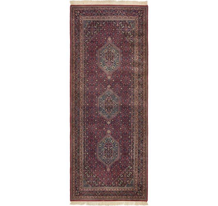 4' x 10' Bidjar Persian Runner Rug
