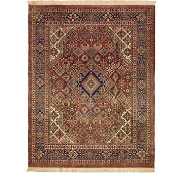201x259 Isfahan Rug