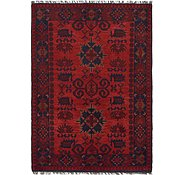 Link to 3' 4 x 4' 7 Khal Mohammadi Oriental Rug