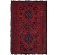 Link to 3' 4 x 4' 9 Khal Mohammadi Oriental Rug