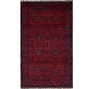 Link to 4' 2 x 7' Khal Mohammadi Oriental Rug