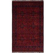 Link to 4' 2 x 6' 9 Khal Mohammadi Oriental Rug