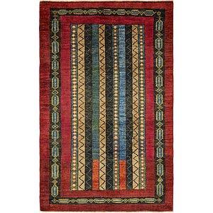 Unique Loom 4' 2 x 6' 7 Modern Ziegler Oriental...