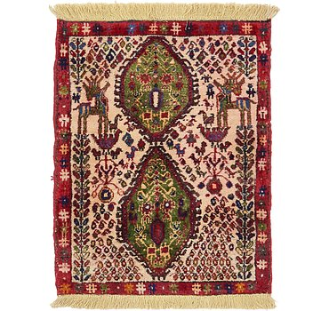 61x76 Shiraz Rug