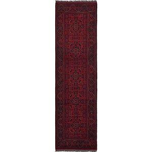 Unique Loom 2' 9 x 9' 10 Khal Mohammadi Oriental...