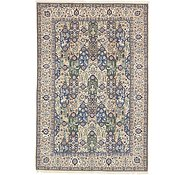 Link to 6' 6 x 9' 8 Nain Persian Rug