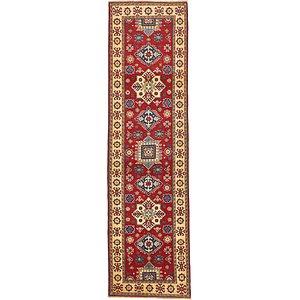 2' 8 x 9' 8 Kazak Oriental Runner Rug