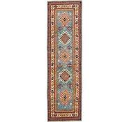Link to 85cm x 292cm Kazak Oriental Runner Rug