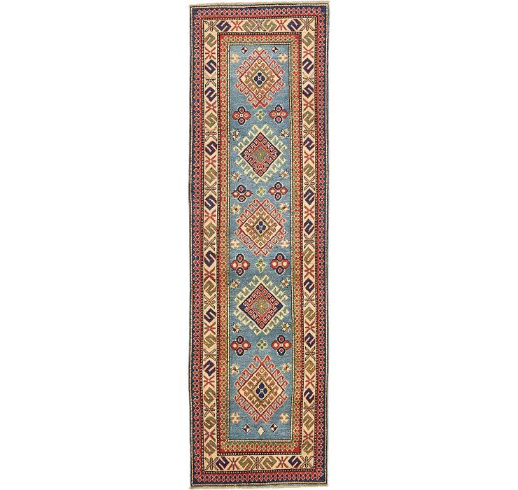 2' 10 x 9' 7 Kazak Oriental Runner Rug
