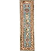 Link to 80cm x 282cm Kazak Oriental Runner Rug