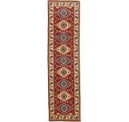 Link to 80cm x 300cm Kazak Oriental Runner Rug