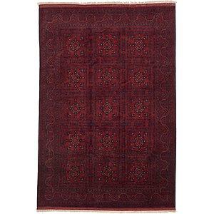 Unique Loom 6' 8 x 10' Khal Mohammadi Oriental...