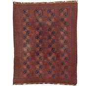 Link to 8' 11 x 11' 2 Afghan Ersari Oriental Rug