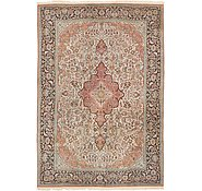 Link to 7' 2 x 10' 6 Kashmir Oriental Rug