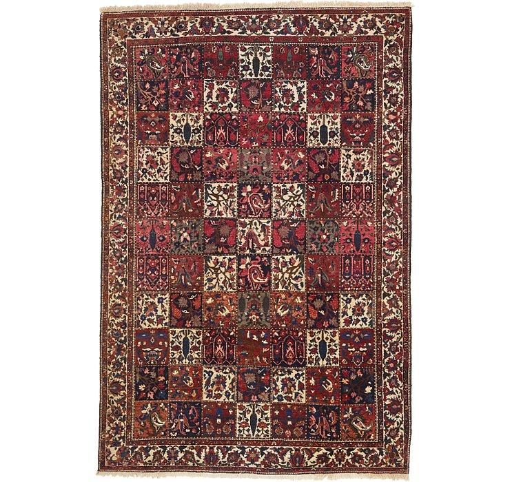 7' 7 x 11' 2 Bakhtiar Persian Rug
