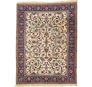 Link to 8' 7 x 11' 5 Tabriz Persian Rug