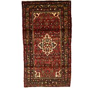 Link to 3' 9 x 6' 8 Hamedan Persian Rug
