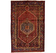 Link to 4' 6 x 6' 9 Bidjar Persian Rug