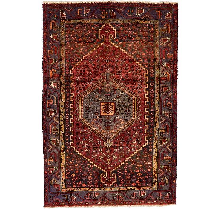 4' 6 x 6' 9 Bidjar Persian Rug