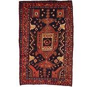 Link to 132cm x 208cm Sirjan Persian Rug