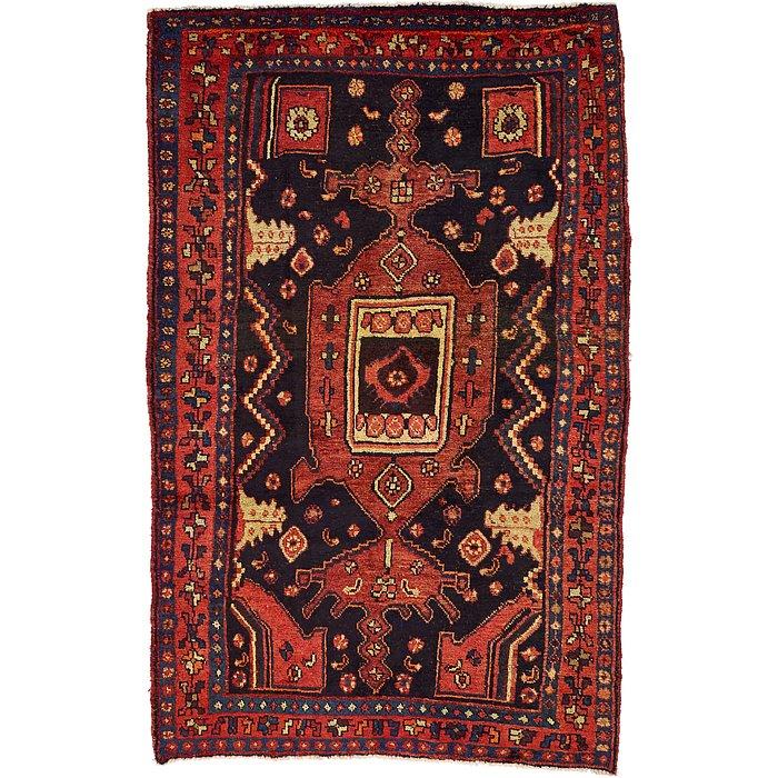 4' 4 x 6' 10 Sirjan Persian Rug