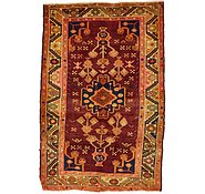 Link to 4' 4 x 6' 7 Shiraz Persian Rug