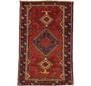 127x196 Shiraz Rug