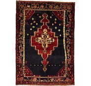 Link to 4' 9 x 6' 9 Hamedan Persian Rug
