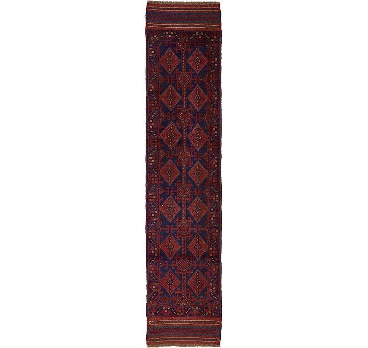 2' 1 x 8' 8 Sumak Runner Rug