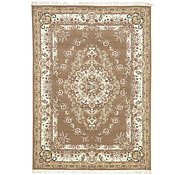 Link to 8' 3 x 11' 6 Kashan Design Rug